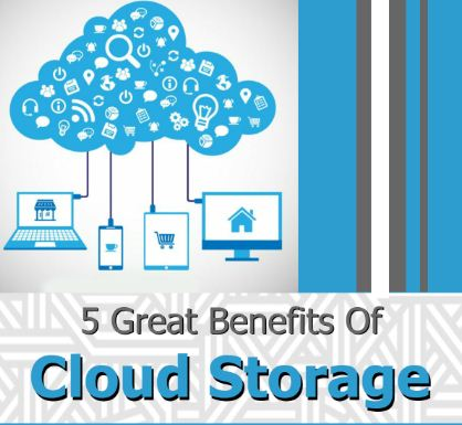 5 storage benefits