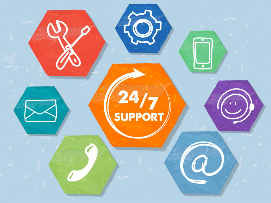 24/7 IT Support